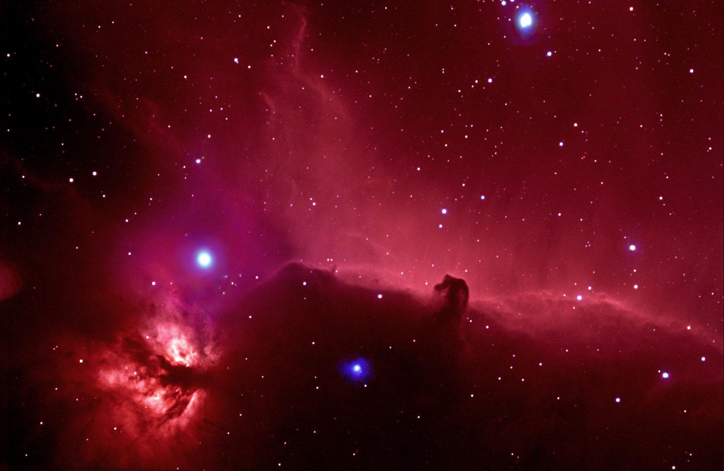 Most Inspiring Wallpaper Horse Nebula - horsehead_nebula  2018_501382.jpg