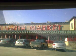 Short North Market.