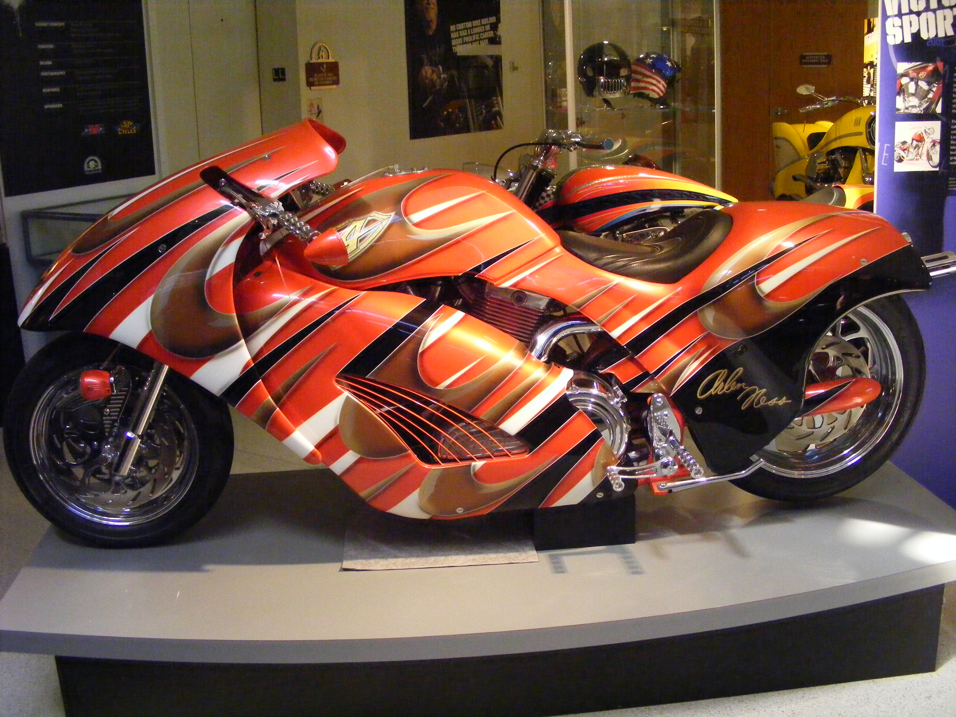 American Motorcycle Hall of Fame   Stan M Rogers