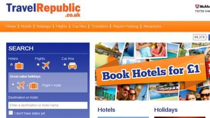 Travel Republic Debacle. (1/5)