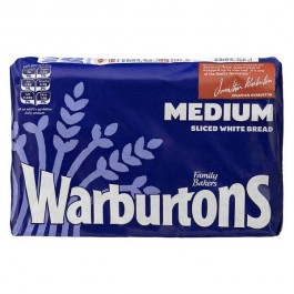 Warburtons....yummy.