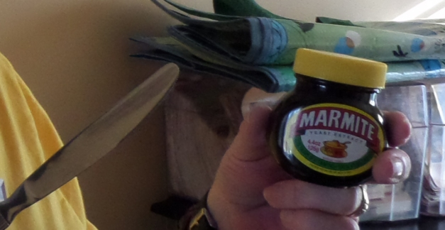 Magical Marmite.
