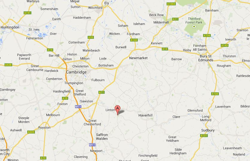 Romano-British Burial Mounds in Bartlow, Cambridgeshire. (1/6)