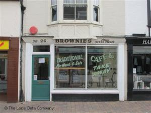 Brownies in Haverhill, Suffolk, UK