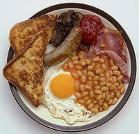 English Fried Brekkie.