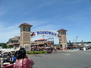 THE BOARDWALK PUT IN BAY