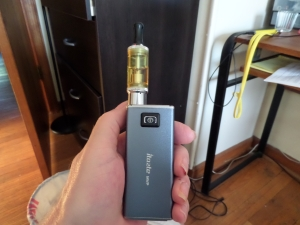 My new MVP with my Aspire Vivi Nova bdc unit on. Nice.