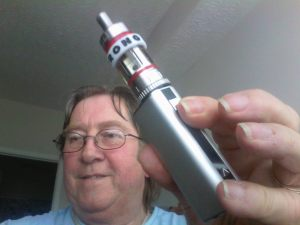 SUBTANK MINI ON EFAG 23W. VAPE ON.